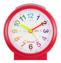 Acctim Lulu Time Teach Alarm - Red